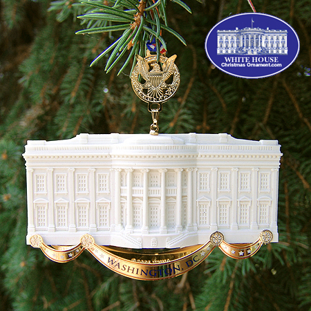 2005 White House Commemorative Ornament