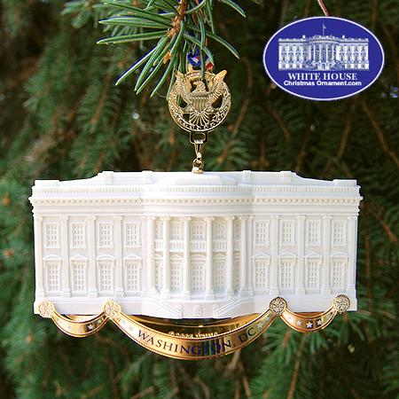 2005 White House Commemorative Ornament
