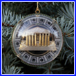 2007 Supreme Court West Plaza Ornament