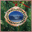 2010 White House South Portico Ornament