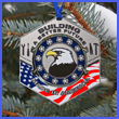 Made In America Ornament - Wholesale